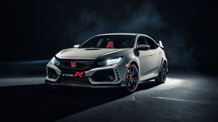Civic Type R 2017 3/4 Ansicht