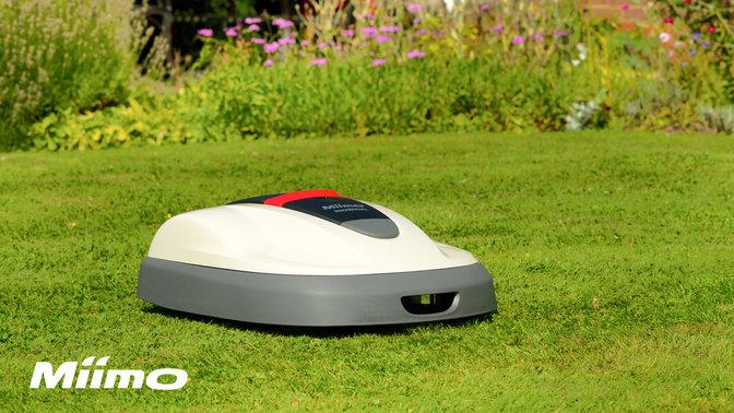 Honda Miimo, Gartenumgebung.