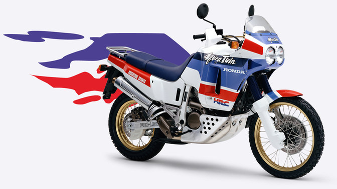 Die Original Africa Twin