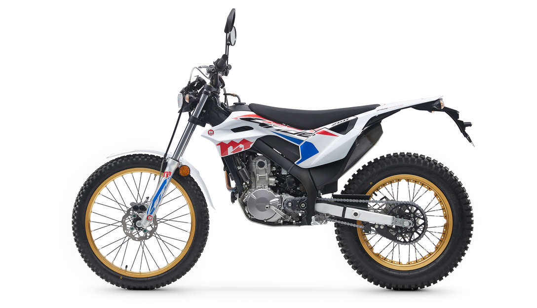 Montesa 4RIDE, Ansicht von links