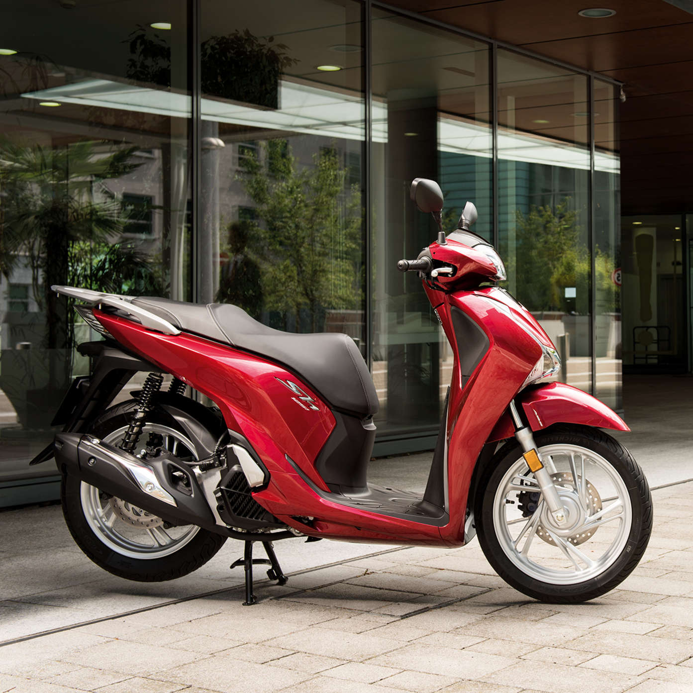 Honda Sh125i 125er Roller Motorrad Honda