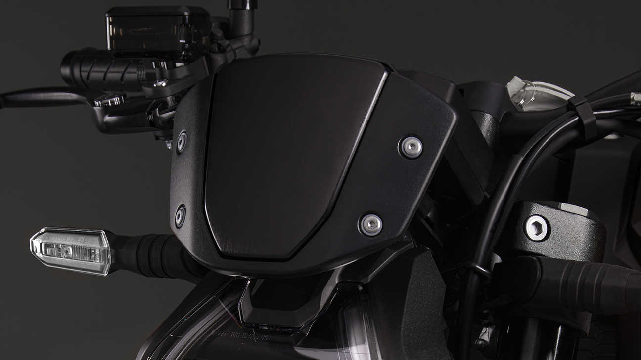 CB1000R Black Edition, Windschild