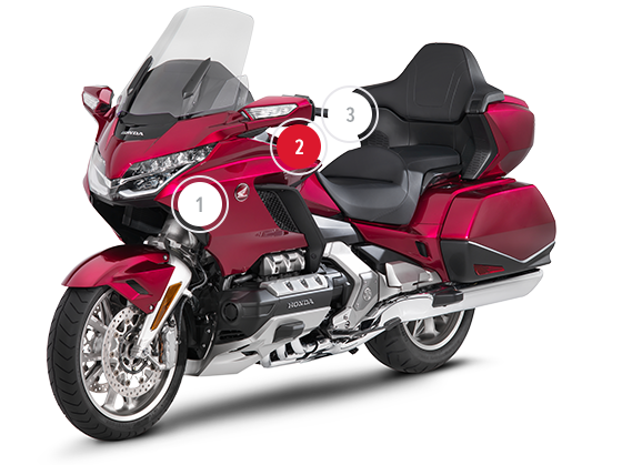 Honda Gl  Gold Wing