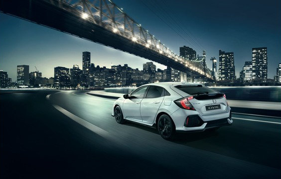 Honda Civic Dynamic