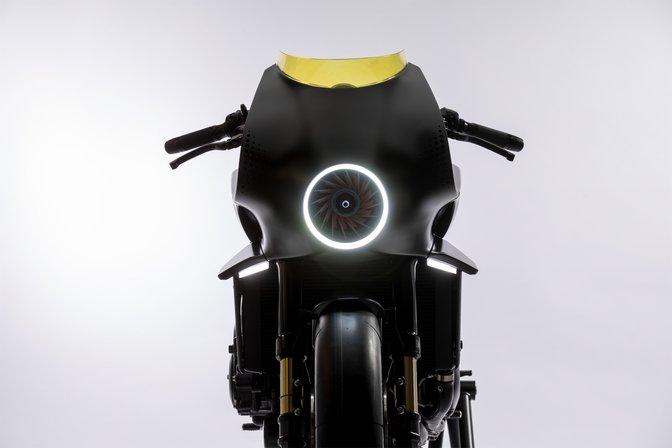 Honda CB4 Interceptor Studie