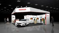 Honda auf dem ITS World Congress in Kopenhagen
